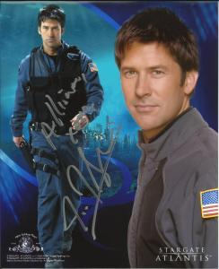 Joe Flanigan Autograph
