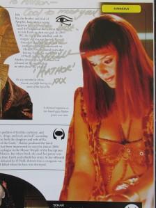Suann Braun Autograph