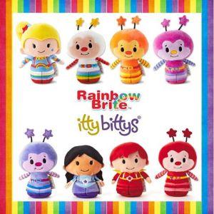Rainbow Brite Itty Bitty