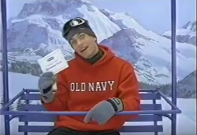 screenshot 750 - Old Navy Christmas Commercial