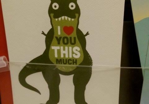 t-rex-love