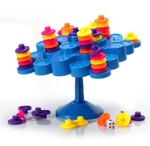 candice-guo-plastic-toy-baby-gift-colorful-topple-tower-tree-balance-interaction-stacker-orchis-game-block