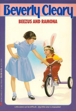 Beezus and Ramona Cover 1