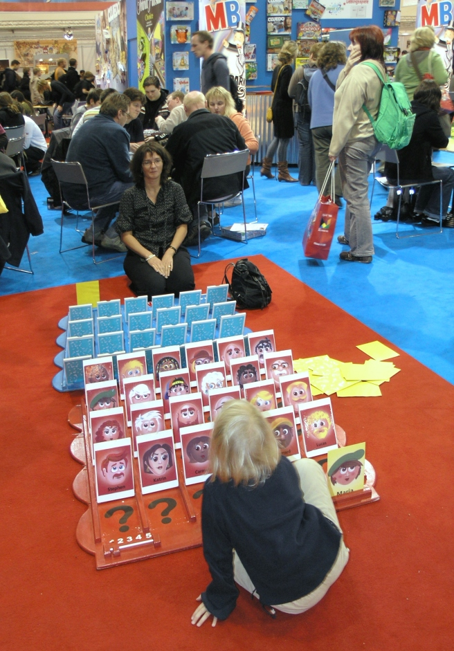 Guess Who, Spiel 2008